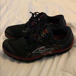"Brooks Shoes - Brooks ""Pure Cadence"" men tennis shoes size 10.5"